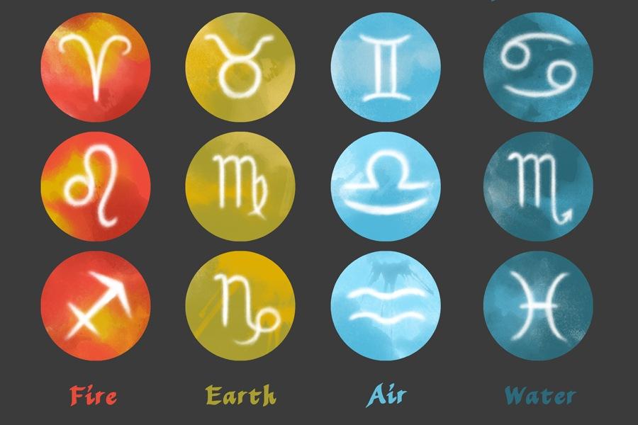 Monthly Horoscope 1